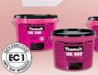 Další výrobky Thomsit s certifikátem nízkých emisí EC1