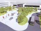 V Berouně bylo zkolaudováno nové autobusové nádraží