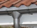 Okapový systém Lindab Rainline s inovovanými detaily
