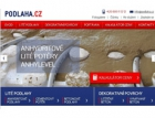 Nový web Podlaha.cz – vše o litých podlahách