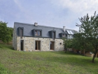 Rodinný dům v Košťálově – kámen a dřevo