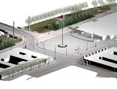 Úpravy náměstí Jana Palacha v Praze by mohly začít příští rok