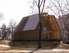 Soutěž Inspireli Awards 2015 vyhrál student Fakulty architektury ČVUT