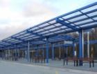 V Ostravě začal fungovat nový přestupní terminál Hranečník