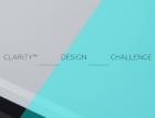Studentská designérská soutěž Clarity Design Challenge