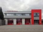 V Čáslavi otevřeli jednu z nejmodernějších hasičských stanic u nás