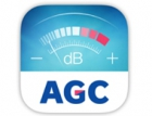 Aplikace AGC Acoustic App pro zjištění úrovně hluku
