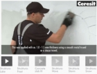 Nová instruktážní videa ke stavební chemii Ceresit