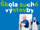 Navštivte školu suché výstavby Rigips na Stavebních veletrzích Brno 2016