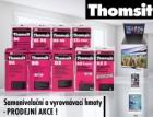 V dubnu vrcholí prodejní akce samonivelačních vyrovnávacích podlahových hmot Thomsit