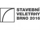 Brněnský veletrh IBF nabízí mimo jiné i výstavu soutěže Stavba roku 2015