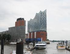 Po letech průtahů se v Hamburku v lednu otevře Labská filharmonie