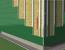 Zateplení fasád budov kamennou vlnou zvyšuje požární bezpečnost a snižuje tepelné ztráty