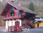 Obnova Löschnerova pavilonu v lázních Kyselka