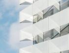 Skla AGC na barcelonském mrakodrapu Torre Puig