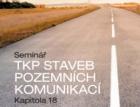 Seminář TPK staveb pozemních komunikací, kapitola 18