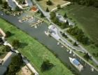 Baťův kanál má být v budoucnu prodloužen až do centra Hodonína