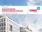 CEEC Research: Kvartální analýza českého stavebnictví Q2/2016