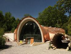 Tropický pavilon ZOO Jihlava s izolací DELTA-FOXX a DELTA-TRELA