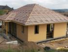 Mezi moderní stavební materiály patří i dřevo