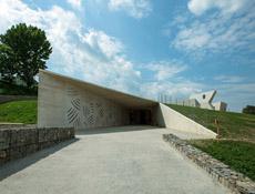 V Pavlově byl otevřen Archeopark – unikátní muzeum připomínající jeskyni lovců mamutů