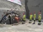 Železniční tunel u Plzně má proražený první ze dvou tubusů
