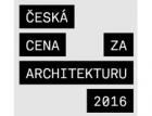 O první Českou cenu za architekturu se uchází 63 nominovaných děl
