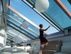 Česká střešní posuvná okna – střecha jako kabriolet