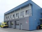 Záchranná služba otevřela základnu v Roudnici za 19 miliónů