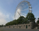 Památkáři 60 metrů vysokému ruskému kolu kladné stanovisko nedají