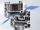 Schüco VarioTec Air – nové kování pro plastová okna