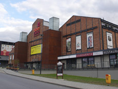 Revitalizace cementárny v Opole