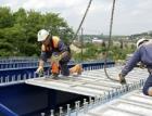 Panely mostního zábradlí z UHPC