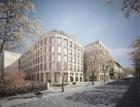 Soutěž na Kampus Albertov vyhrálo Znamení čtyř – architekti