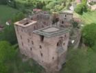 Na zřícenině hradu Krakovec skončila experimentální oprava střech