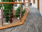 Rychlá a ke zdraví ohleduplná rekonstrukce prostor Národní banky Slovenska s materiály Thomsit
