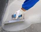 Vyrovnání podlahy samonivelační stěrkou NIVELA EASY