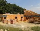 Moderní úsporný dům ze zdiva Porotherm – kompaktní tvar není podmínkou