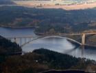 Žďákovský most přes Vltavu se pro auta znovu otevře 16. září