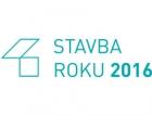 Nominace staveb v soutěži Stavba roku 2016