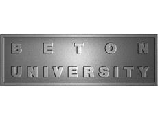 Pozvánka na listopadové semináře Beton University