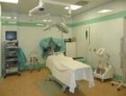 První operační sál na Slovensku s antibakteriálním sklem