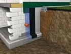 Hydroizolace spodní stavby pomocí stěrkových izolací