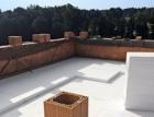 DELTA-TERRAXX a plochá střecha bez kotev