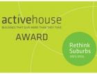 Soutěž Active House Award – výsledky