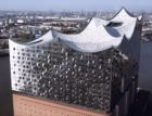 V Hamburku dokončili budovu Labské filharmonie, otevře se v lednu