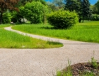 Technologie GRANISOL pro vymývaný beton při revitalizaci vsetínského parku