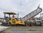 Válcovaný beton – inovativní technologie pokládky betonových vozovek
