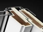 Dřevo – neodmyslitelný prvek střešních oken