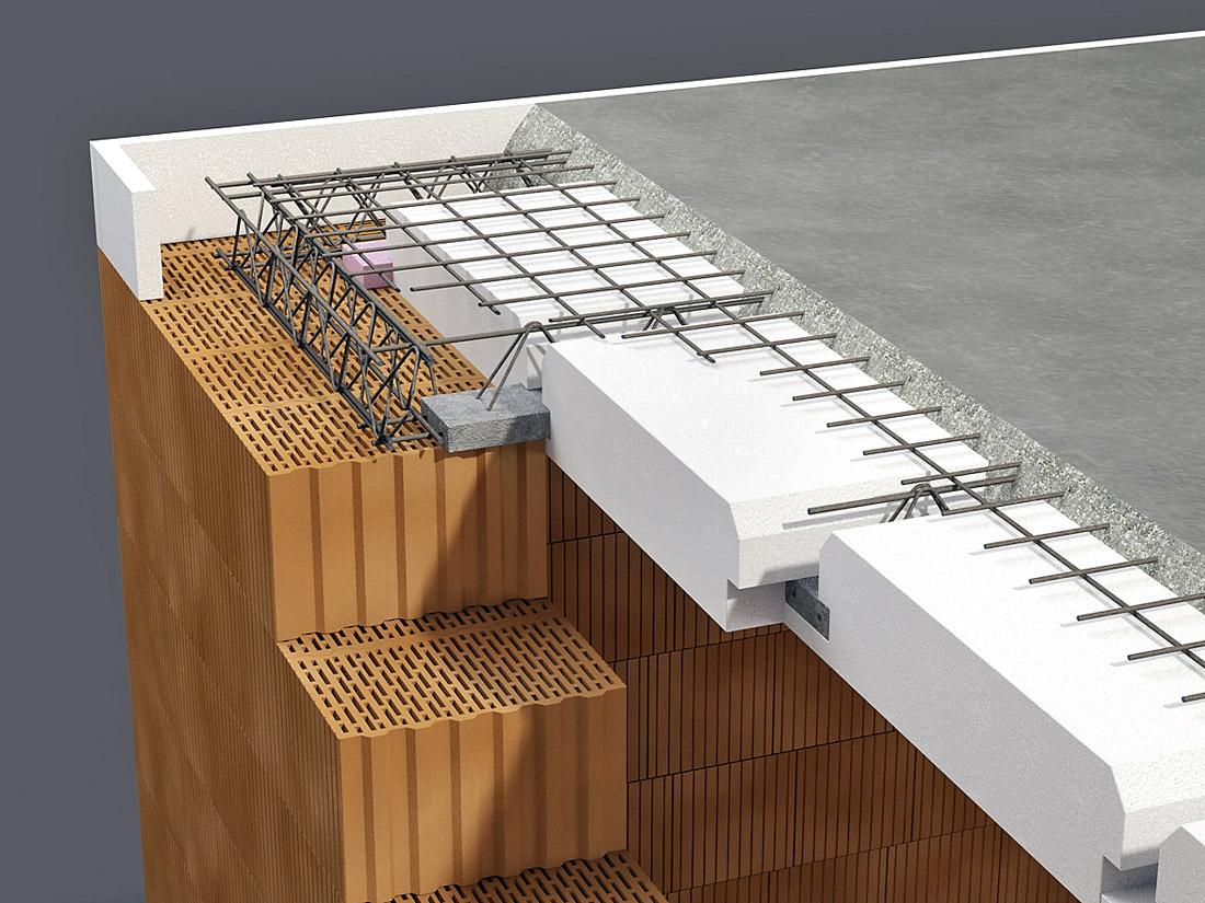 Stropni Konstrukce Elegohouse Realizace Stropu A Jeho Zatepleni V